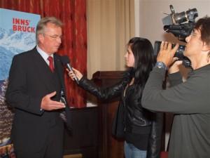 Interviews RAI/TELE Arena